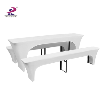 Admirable Beer Table Cover And Beer Bench Covers Buy Stretch Table Cover Beer Spandex Cover Bench Stretch Cover Product On Alibaba Com Caraccident5 Cool Chair Designs And Ideas Caraccident5Info
