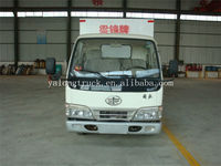 Shandong China other trucks garbage truck
