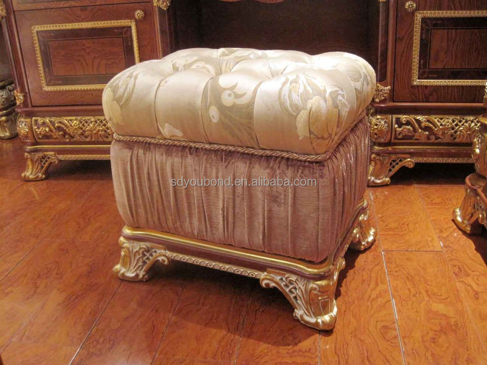 0062 Antique Vanity Wooden Dresser With Mirror And Stool