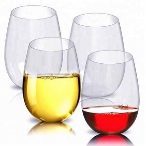 Reusable Plastic Wine Glasses Reusable Plastic Wine Glasses