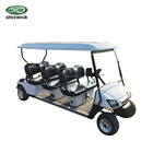 High quality cheap price 6 Seats Electric Golf/Passenger Cart Golf Carts