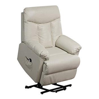 Attirant Lift Up Recliner Chair With Massage Vibration / Best Mechanism Lift Chair