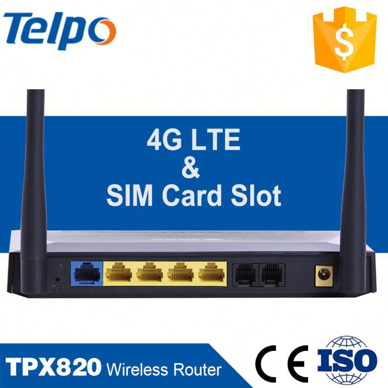 Bulk Products From China Voice Call Cheap Price Wifi Wireless Broadband Router