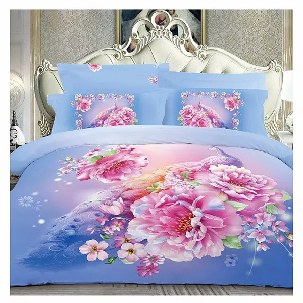 Wholesale Cotton Fabric Beautiful 3d Print Bedsheets   Buy 3d Print  Bedsheets Product On Alibaba.com
