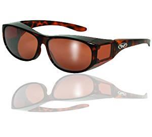 d8a5387b4c Escort Safety Glasses Over-Prescription Most Prescription Eyewear Driving  Mirror Lenses Tortoise Print Camo Frame