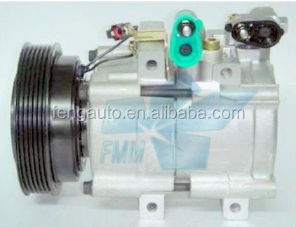 HS18 auto ac compressor for hyundai TRAJET 2.0,2.7 air compressor pump 97701-3A580 97701-3A680