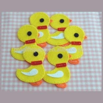 2017 hot sale items wholesale handmade fabric animal craft kids