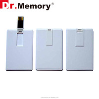 Dr.memory logo can custom 2gb 4gb business card usb 2.0 flash drive with download/upload function