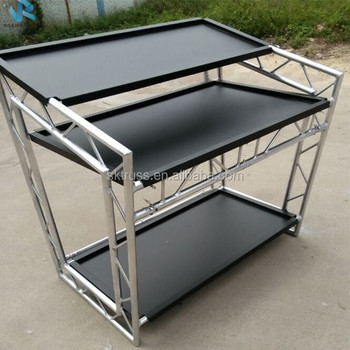 Dj Booth For Sale >> Factory Price Aluminum Truss Portable Dj Booth For Sale Mobile Dj Table For Bar Buy Aluminum Truss Dj Booth Portable Dj Booth Mobile Dj Table For