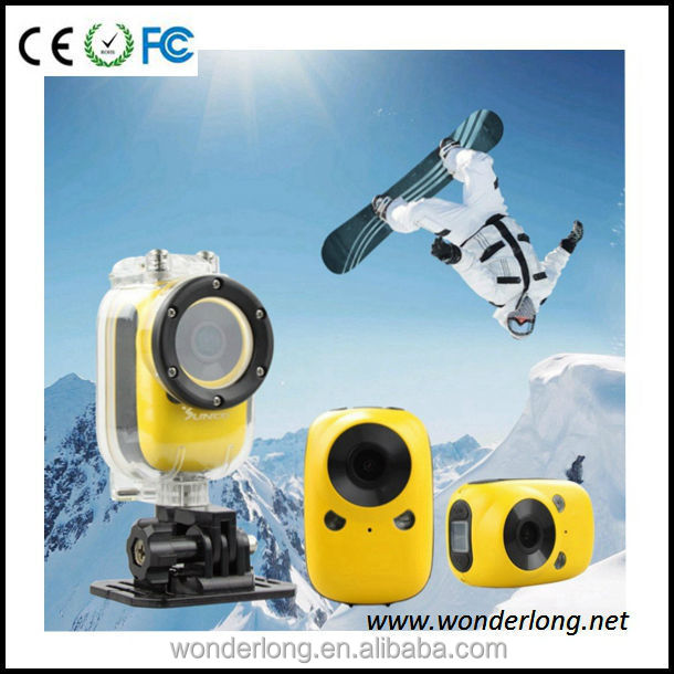 Full HD 1080P Wifi F32 sport camera action camera 120 degree wide angle camcorder mini DV 30M waterproof