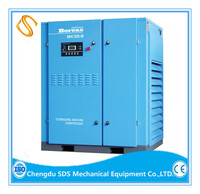 High and low pressure air compressor generator combo