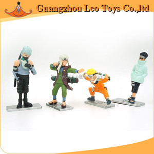 Professional Design A Set Of Naruto Action Anime Plastic Figure