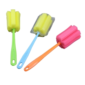 Wholesale High Quality Sponge Bottle Cup Cleaning Brush