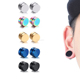 Earring Accessories Korean Stars Mens Ear Clips Wrap Magnetic Earring Studs