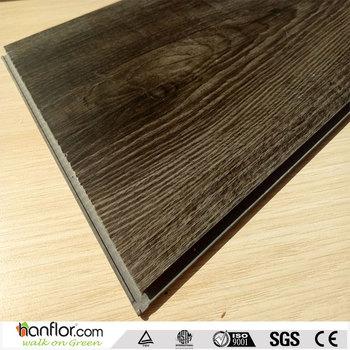 Luxury Pvc Flooring LVT Wood Color Click Lock Vinyl Flooring View Hanflor
