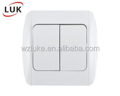 Home electrical wall switch pieces wifi modem wall switch and socket