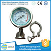 sanitary series diaphragm pressure gauge