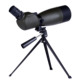 25-75x70mm Zoom Waterproof Angled Spotting Scope Astronomy Monocular Telescope with Metal Tripod And Carrying Bag, for Resaler
