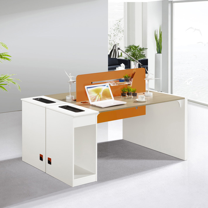 2 person modern office furniture specification 3 drawer office desk executive table buy 3 - Two person office desk ...