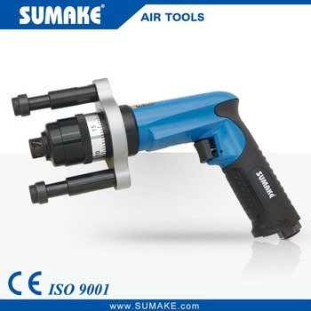 Professional Pneumatic Air Pistol Rivet Shaver With 3/8