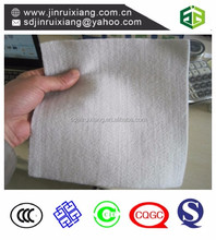 350g Nonwoven PP Short Fiber Geotextile Drainage Fabric