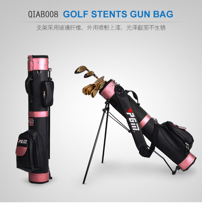 PGM Nylon Golf Bag Ladies Golf Stand Bags Custom Golf Half Bag