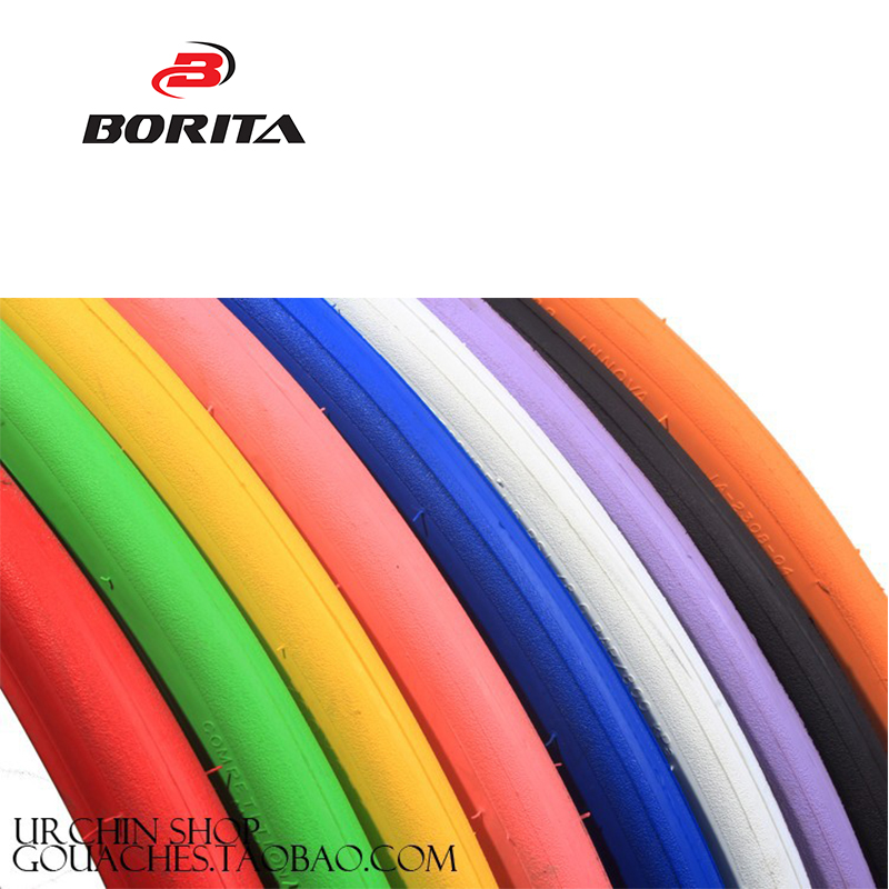 Alibaba Bicycle Tire 700X23 Bike Tires Color Pink Tyre