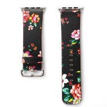 Ремешок для Apple Watch 5 4 Band 40 мм 38 мм браслет из натуральной кожи ремешок для iwatch 5 4 3 2 1 44 мм 42 мм ремешок для часов для женщин(China)