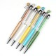 Huahao brand Stylus Pen Bulk For Ipad Tablet for Smartphone Luxury Crystal bling pens Stylus Pen