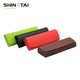 Custom Color PU Leather Eyeglasses Eyewear Cases Fit Standard Size