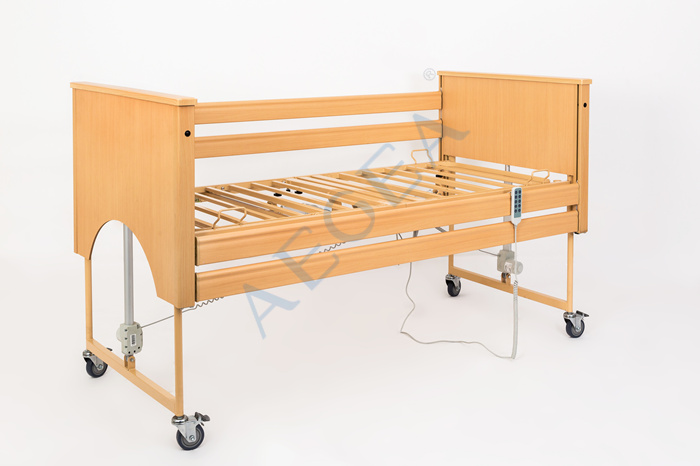 AG-MC002 Easy storage five movements electric elder homecare bed