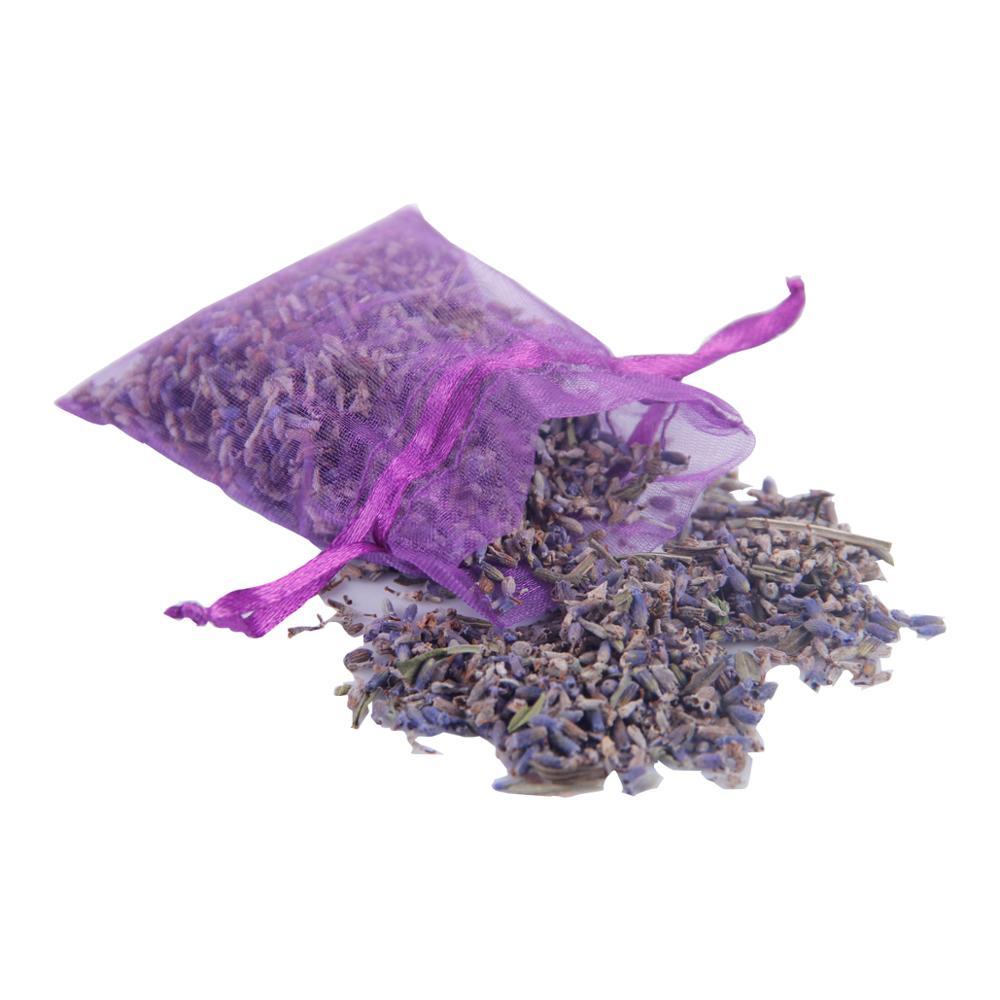Wholesale drum lavender seeds fragrance dry flowers buds sachet bag harvester for sale - 4uTea | 4uTea.com