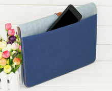 360 Degree Rotating Smart Phone Cover Retro Belt Flip Leather Case for iPad5