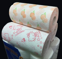 Color Printed Kitchen toilet tissue