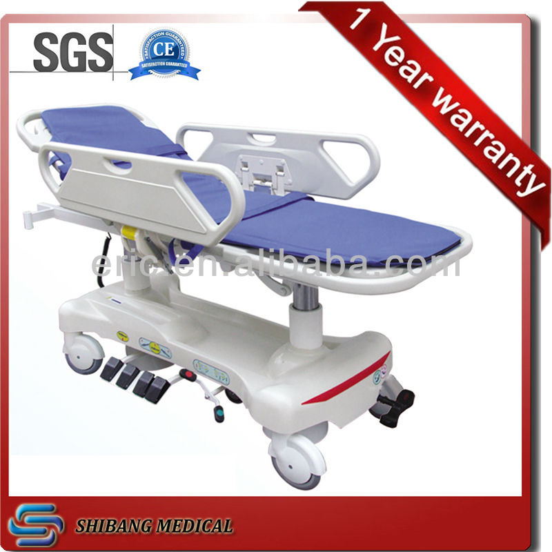 Good hospital furnitture ! SJ-TS010 hospital stretcher