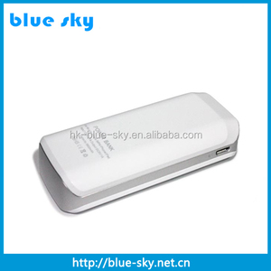Real capacity 2400mah high quality a power bank portable charger review