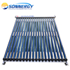Aluminum Alloy Copper Pipe Material Heat pipe solar water collector