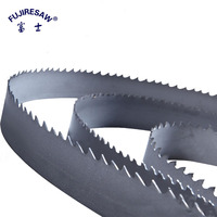 High Speed Steel M42 Bi Metal Band Saw Blade For Stainless Steel Metal Cutting