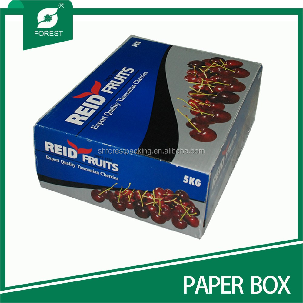 Standard Size B Flute Corrugated Cardboard Carton Box For Home ...