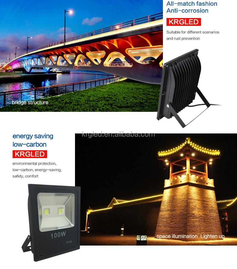 Ce Rohs Approved Led Flood Light Security Motion Sensor Led ...