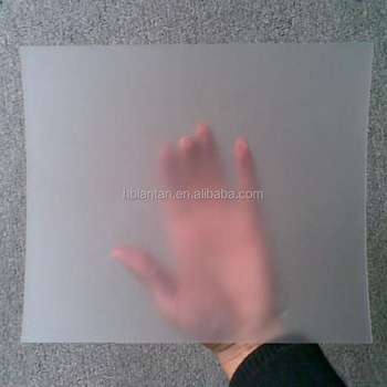Wholesale clear Frosted PMMA acrylic sheet with all specification sizes