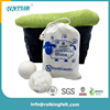 Wholesales 100% natural fabric softener handy laundry sheep manufacturer supply wool dryer balls