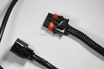 Hid Xenon Ballast Extension Wiring Harness/dj 9007 Hid Car Lighter on 9004 bulb wiring, 9003 bulb wiring, h4 to h13 wiring,