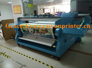 New design machine from Orient Longke company hybride UV printer 2500*1300mm
