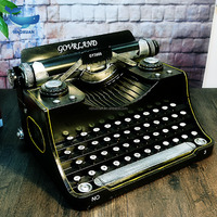 YWJT0133 HAOXUAN 2018 High Quality typewriter antique model craft decorations