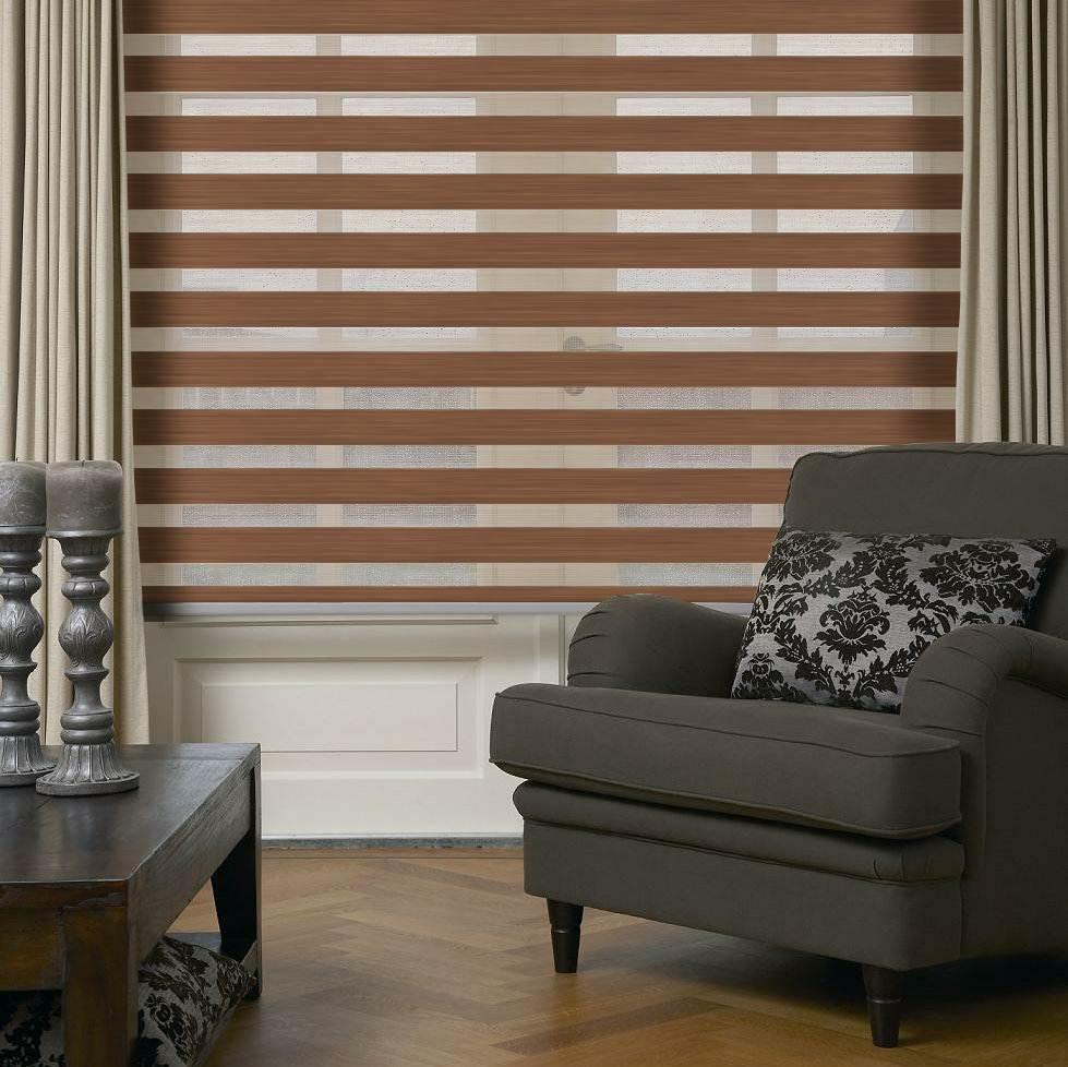 Zebra window curtains - 2015 New Design Zebra Roller Blind Elegant Zebra Curtain