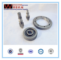 Top Quality helical gear made by whachinebrothers ltd.