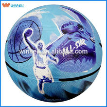 New exercise competition ball basketball size 6