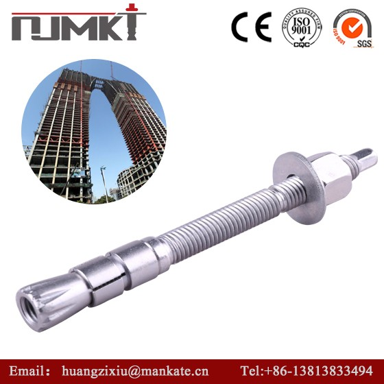 NJMKT special galvanized hex bolt and nut Request free samples CE