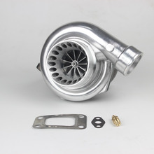 Universal Performance GT35 GTX3582 GT3582 Turbo Charger Billet Compressor Wheel .82 4bolts Turbine Housing